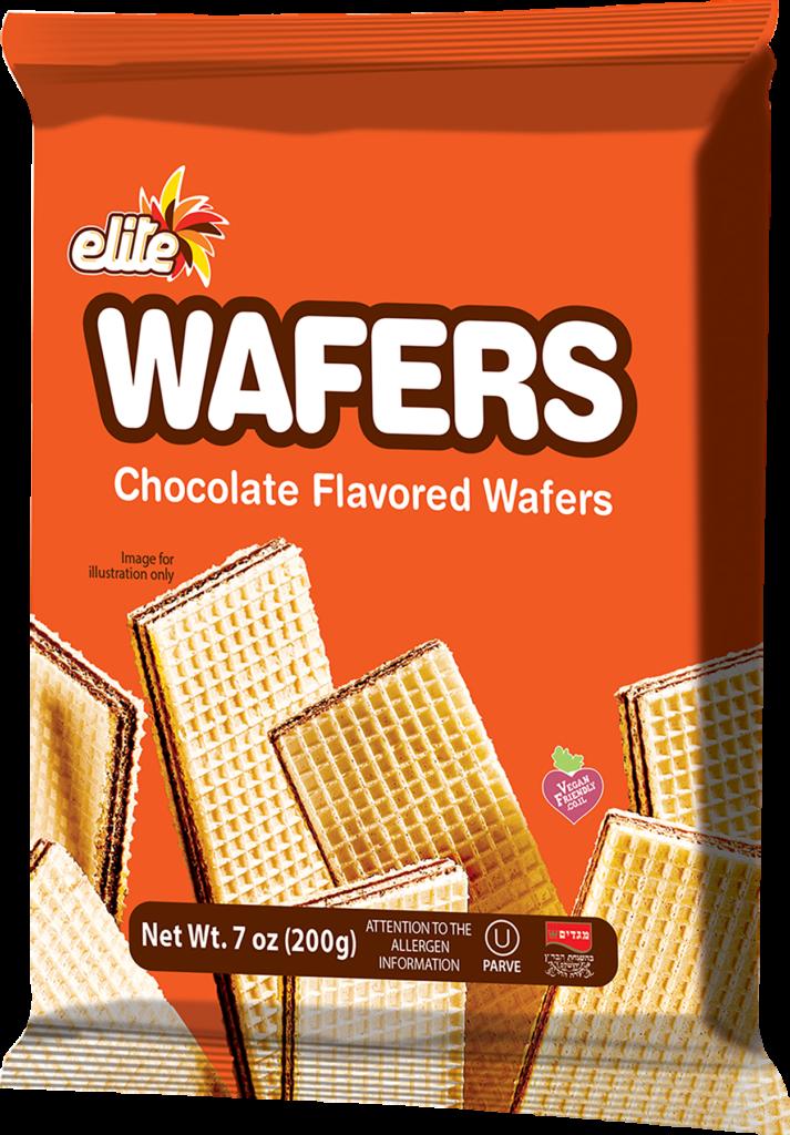 Chocolate Wafers 7oz Elite Y