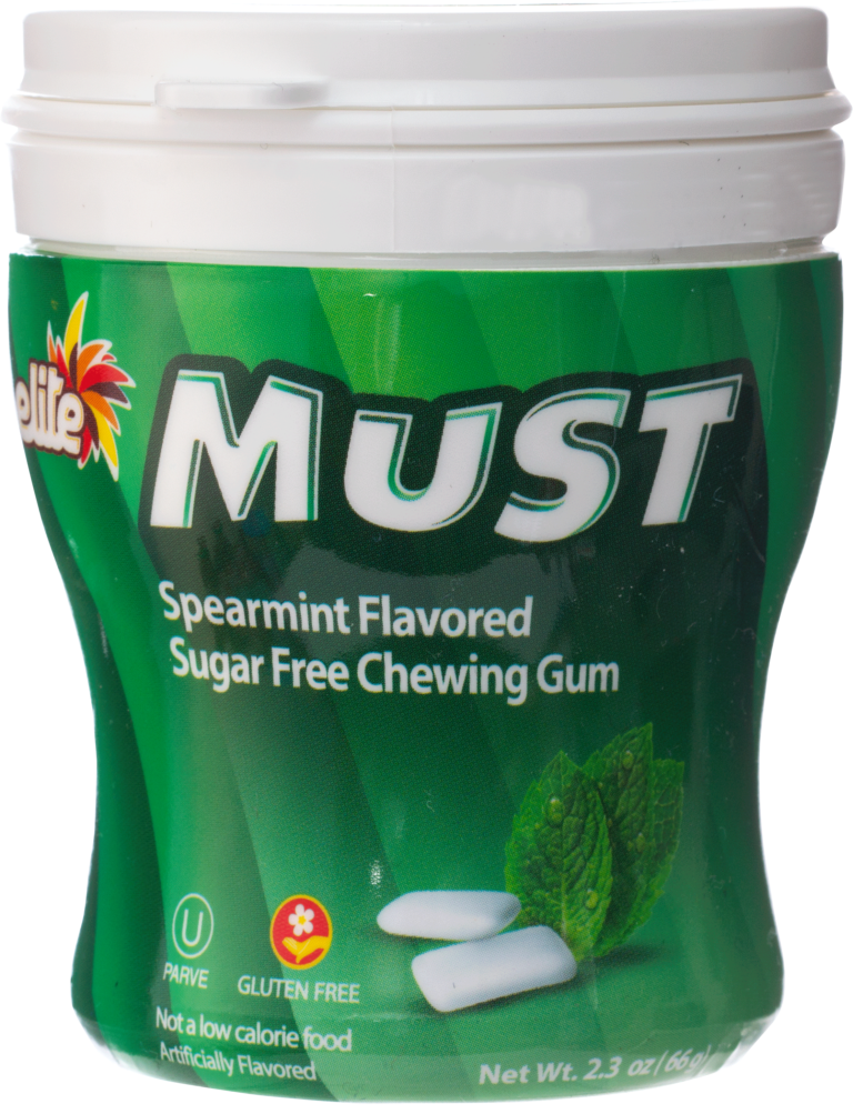 Gum Must Spearmint SF 2.3 Elite Y