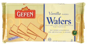 Vanilla Wafers 14.1oz Gefen Y