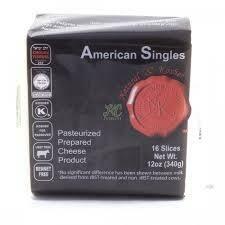 American Cheese Slices (16pcs) N-K KP
