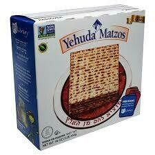 Matzah 1Lb Yehuda KP