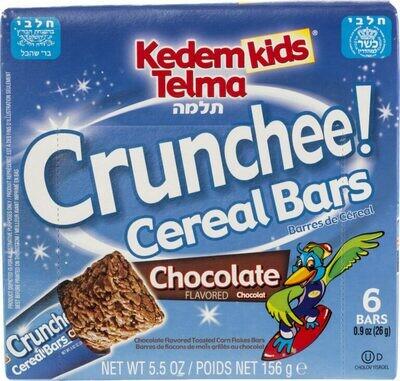 Cereal Bars Chocolate 5.5oz Kedem Y