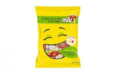 Geli Fruit Flavored Candies 19oz Elite Y