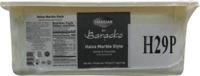 Halvah  Marble Haddar Y