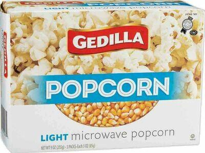 Microwave Popcorn 3QT Gedilla Y