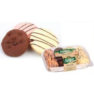Fancy Three Color Cookies 10oz MunchReal KP