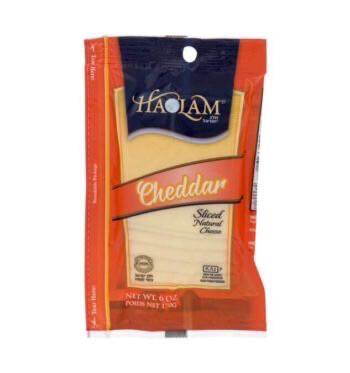 Cheddar Slices Haolam KP