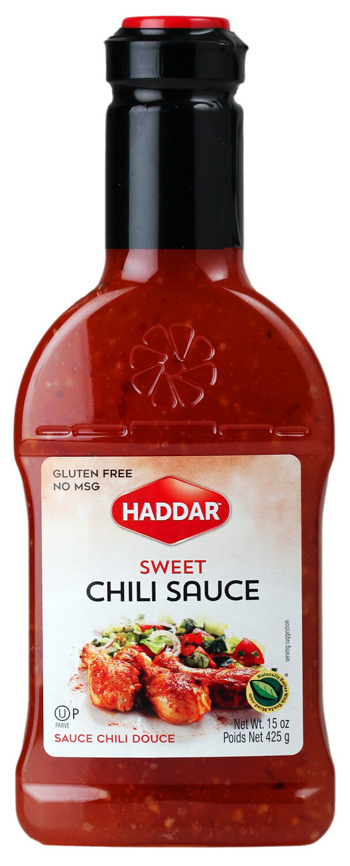 Sweet Chili Sauce 15oz Haddar KP