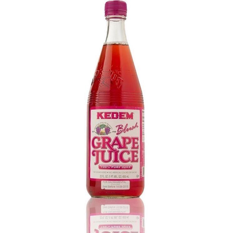 Kedem Grape Juice Blush