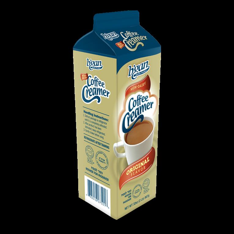 Non Dairy Coffee Creamer (32oz) b'gan KP