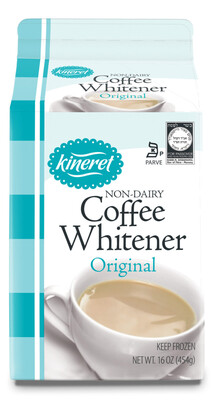 Non Dairy Coffee Whitener 16oz Kineret KP