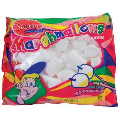 White Marshmallows 5oz Savion KP