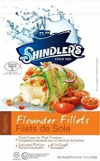 Flounder Fillet Schindler's KP
