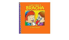 I Can Make A Brocha Board Book