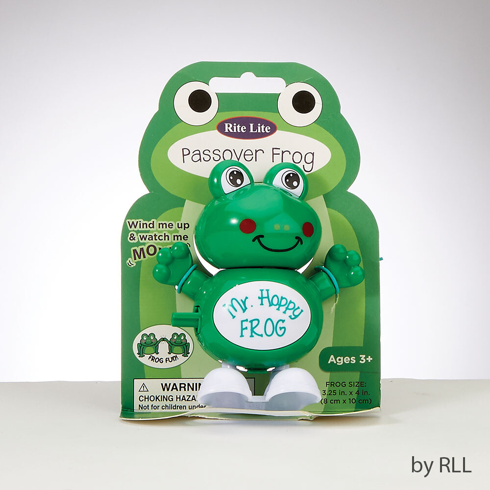 Passover Jumping Frog