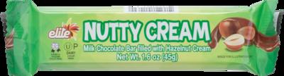 Chocolate Nutty Cream Bar 1.6oz Elite KP
