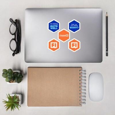 FI Laptop Stickers