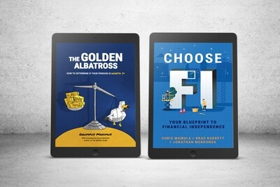 eBook Double Bundle 1: Choose FI & The Golden Albatross