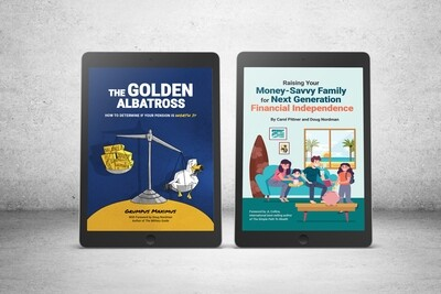 eBook Double Bundle 3:  The Golden Albatross & Raising Your Money-Savvy Family