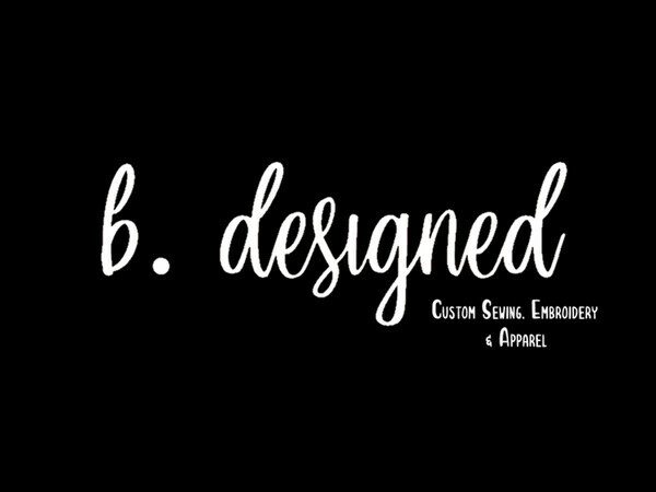 b.designed custom apparel