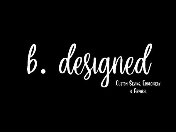 b.designed custom apparel