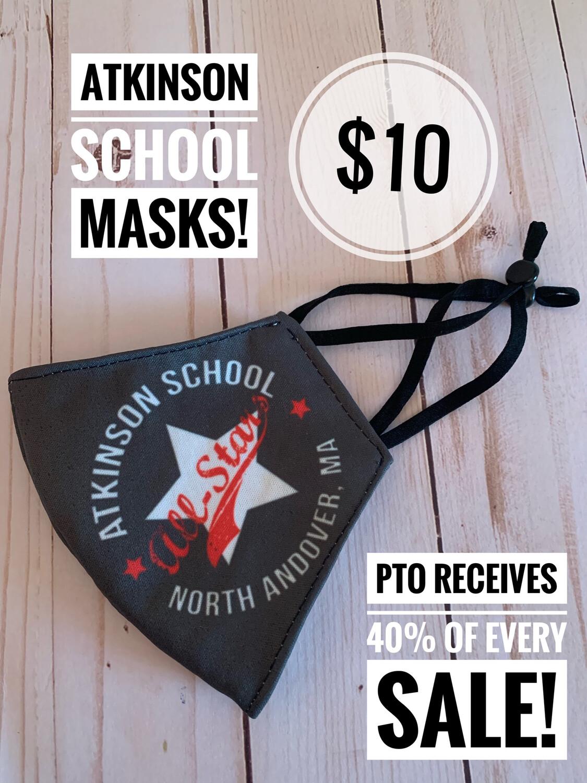 Cloth Face Mask-ATKINSON SCHOOL