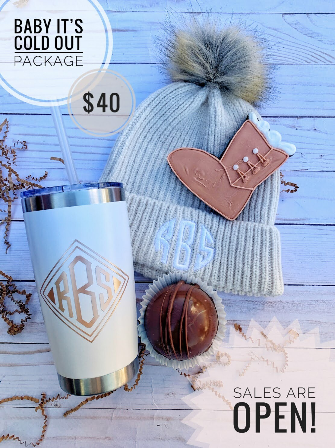 Baby It's Cold Out Gift Package