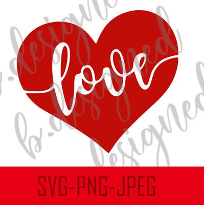 Love in Heart