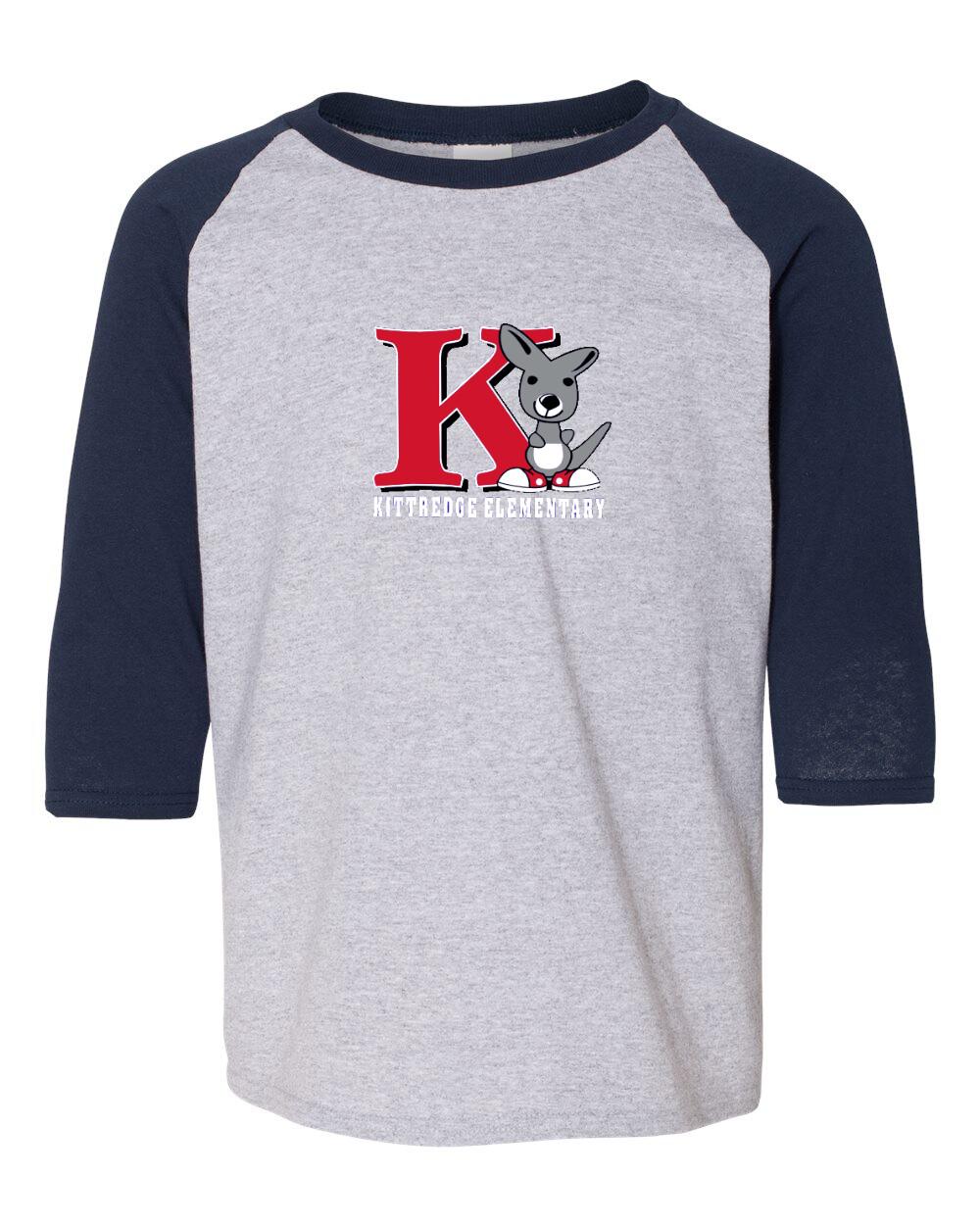 Kittredge Raglan 3/4 Sleeve