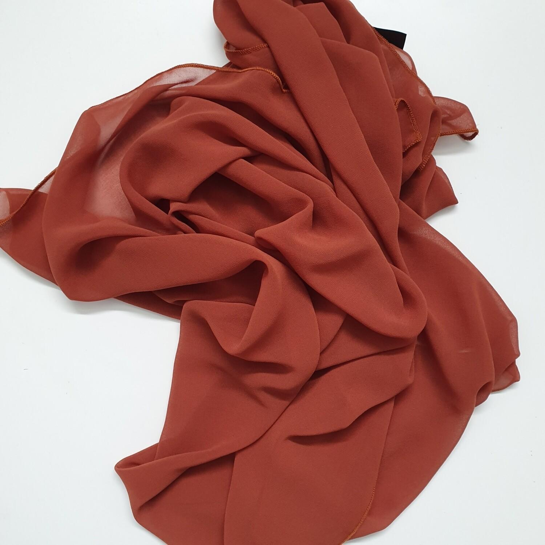 Rust Hijab