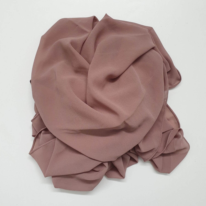 Dusty Rose Hijab