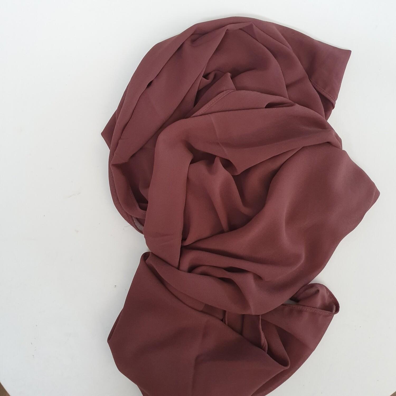 Marsala Hijab
