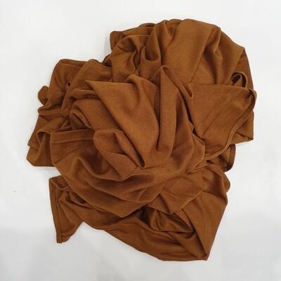 Tan Cotton Hijab