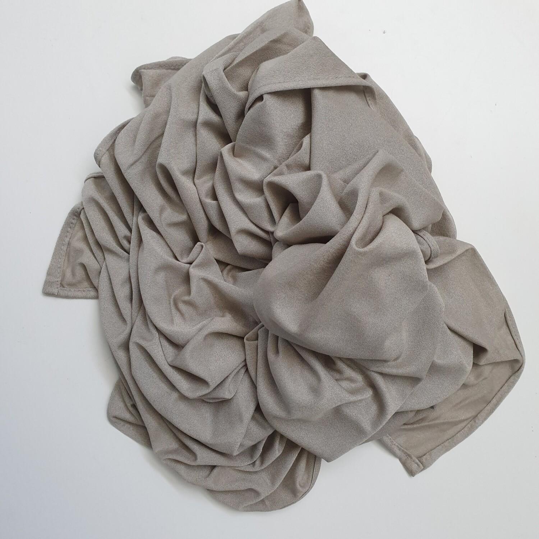Silver Shine Cotton Hijab