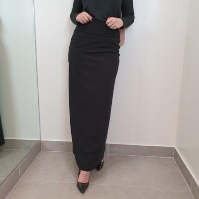 Basic pencil skirt black