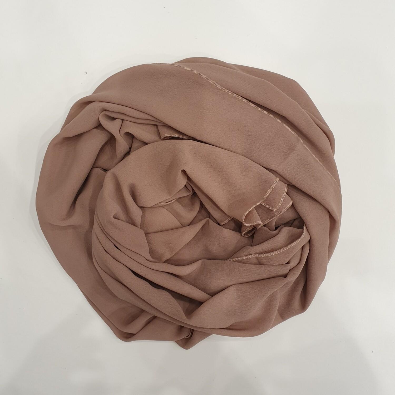 Dusty rose II Hijab