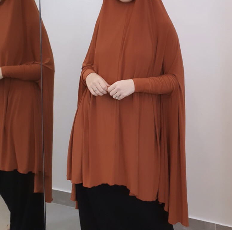 Jilbab Sleeved Brick