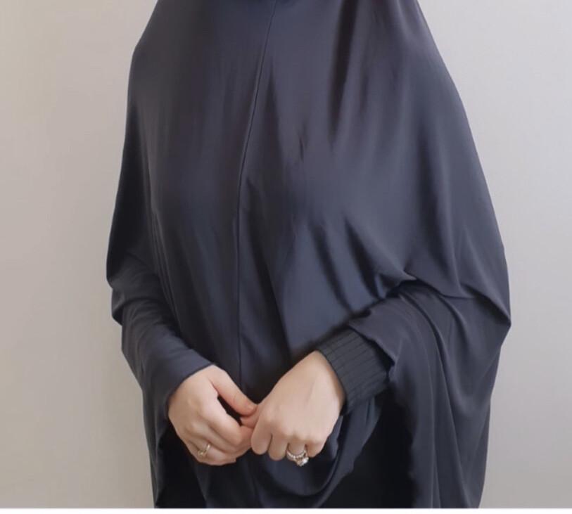 Jilbab In Teal