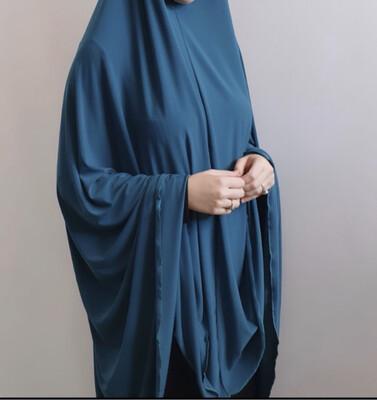 Jilbab In Emerald