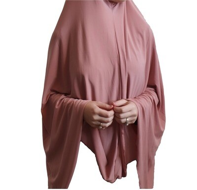 Jilbab In Rose