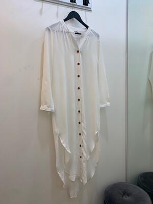 White Button Shirt