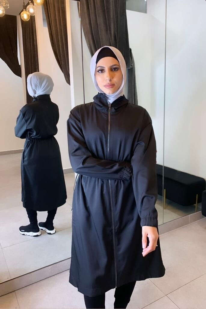 Occasional jacket Black