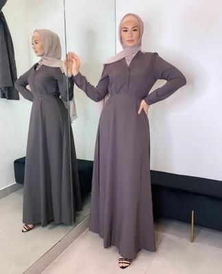 A-line Abaya