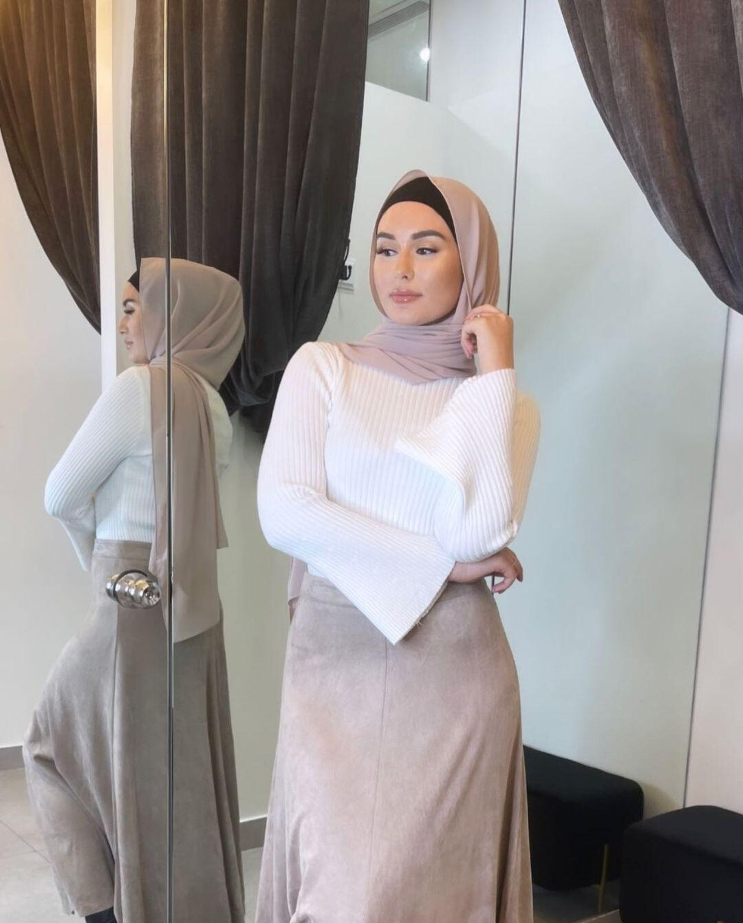 Knited blouse