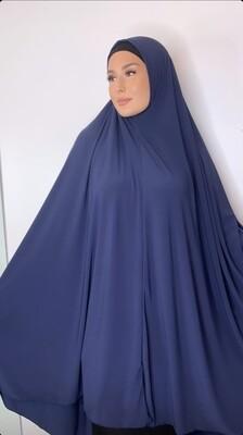 Jilbab In Blue