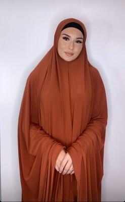 Jilbab in Brick