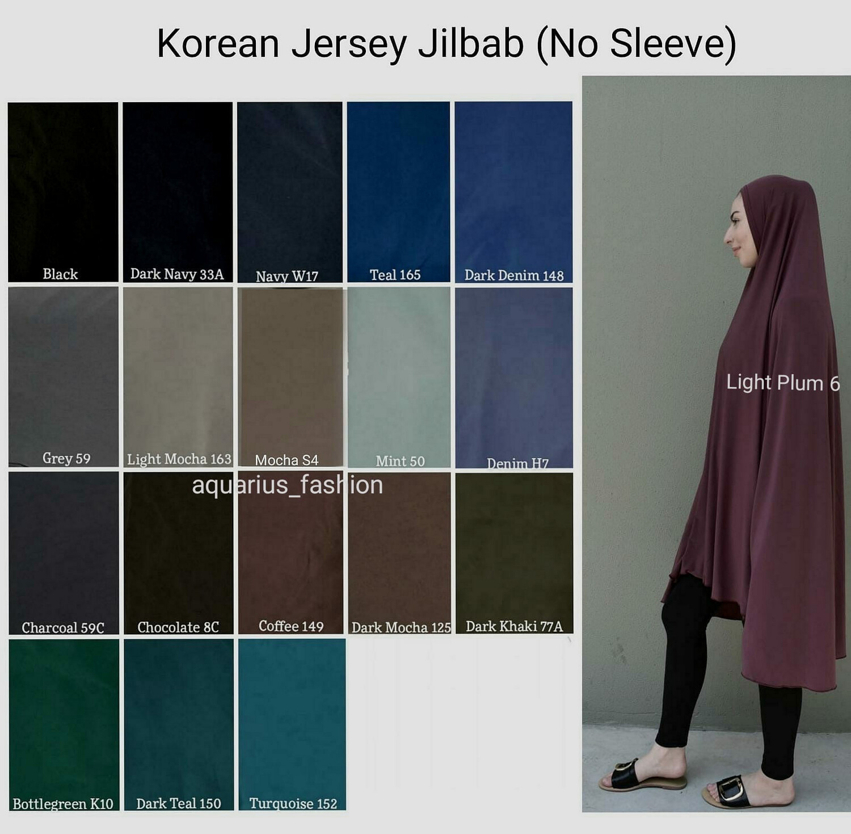 Jilbab Sleeveless
