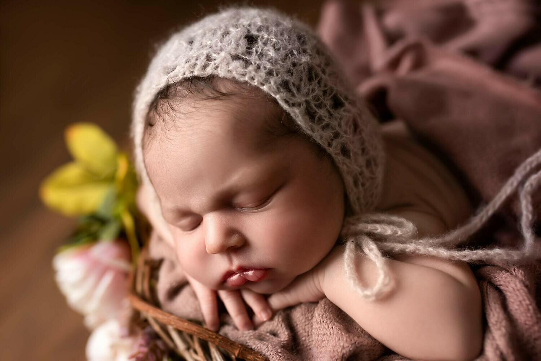 Newborn Photoshoot - Home