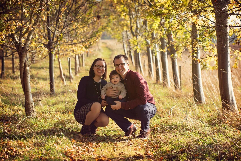 Family Photoshoot - Location