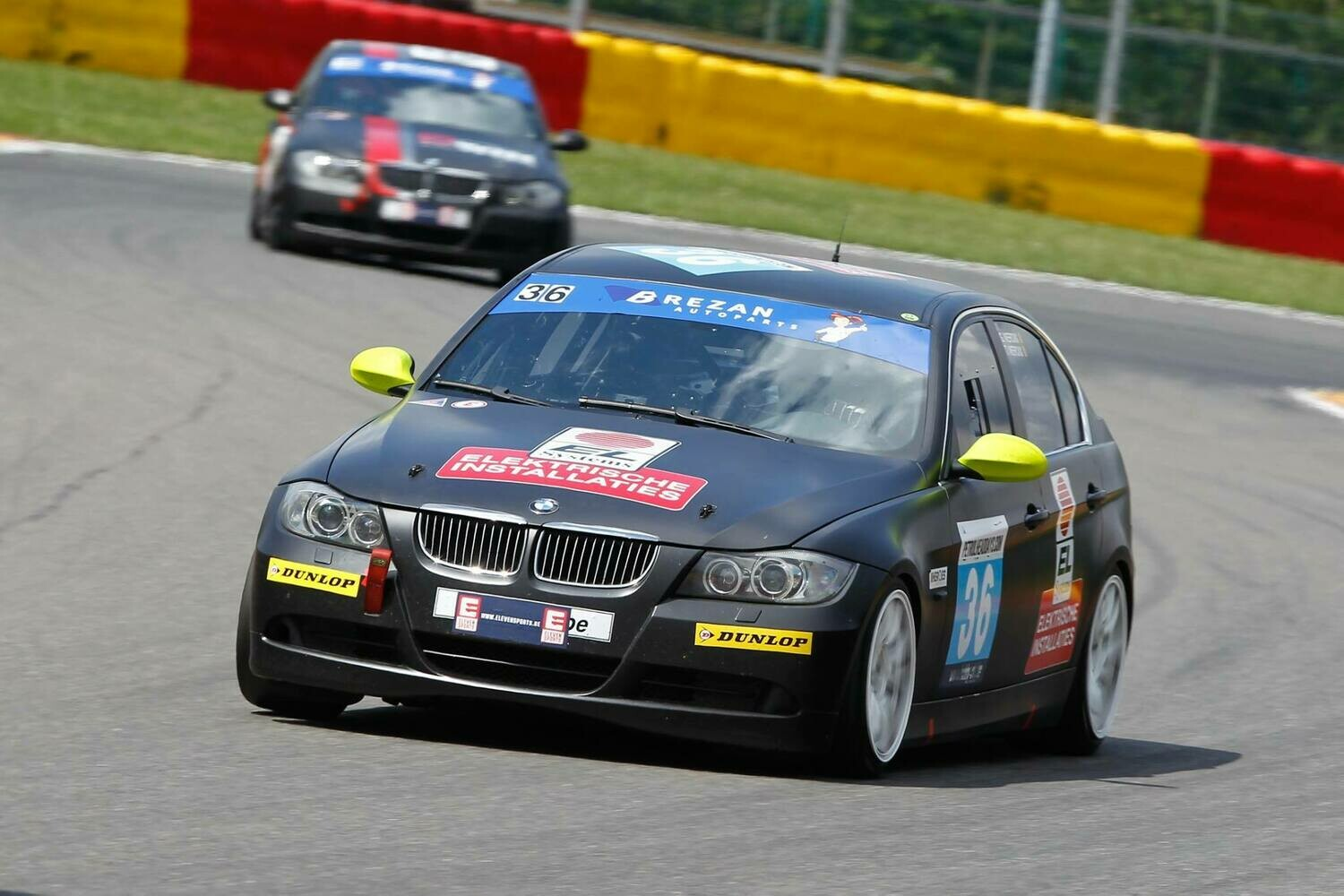 FULL DAY - Spa-Francorchamps - BMW 325i